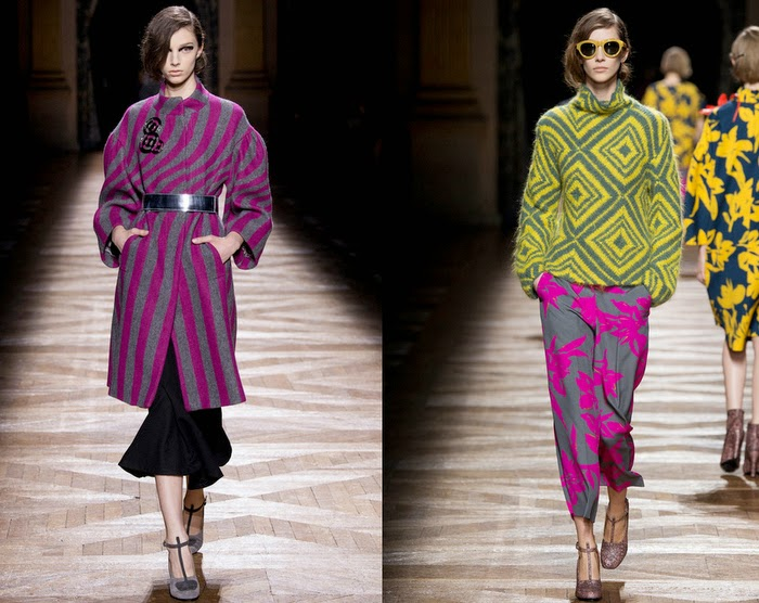 Dries Van Noten Fall 2014 Ready To Wear Image 1